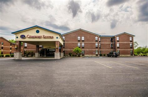 Comfort Suites Jeffersonville Indiana 360 Eastern Blvd