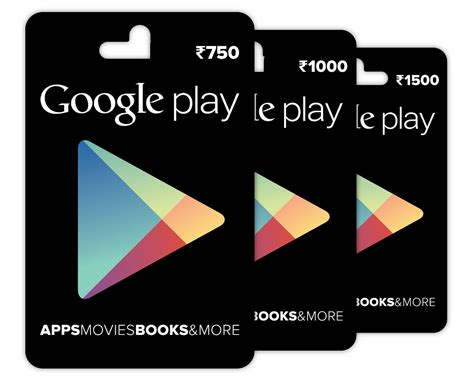 Gift Cards India - google play gift cards now available for purchase in india