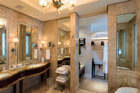 st regis bathroom hotel review the st regis singapore caroline astor
