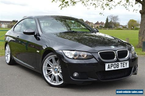 bmw 320i 2008 coupe 2008 bmw 320i m sport for sale in the united kingdom
