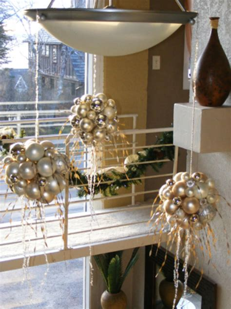 round decorated xmas ball at neimen decoration ornament pomanders hgtv