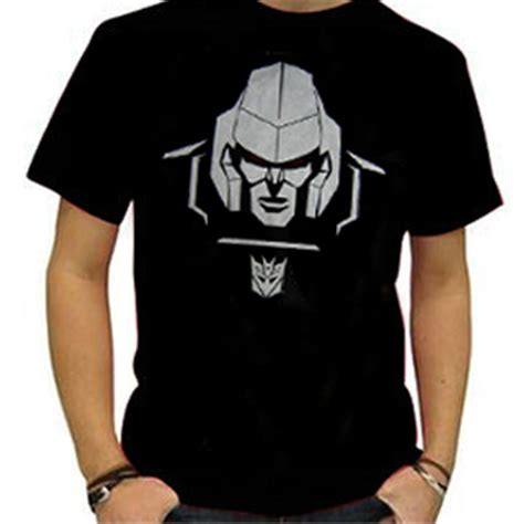 Megatron Tees Transformers transformers t shirts and apparel