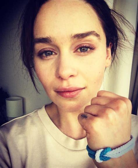 Emilia Clarke emilia clarke is ready to say goodbye to game of thrones