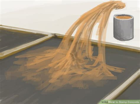 How to Stamp Concrete: 11 Steps (with Pictures)   wikiHow