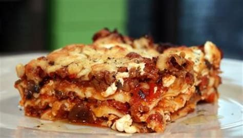 Can You Use Cottage Cheese In Lasagna simon rimmer s s lasagne tonight s dinner food