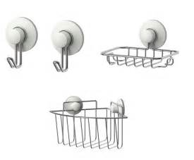 Bathroom Accessories Suction Ikea Immeln Series Suction Cup Bathroom Accessories Hooks Soap Dish Baskets Ebay