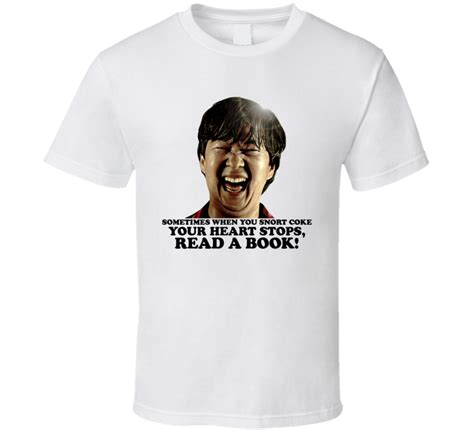 T Shirt Hangovers mr chow hangover 2 ken jeong coke t shirt