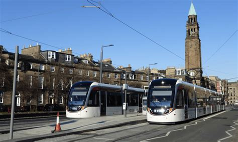 Edinburgh Mba Fees by Tram Inquiry To Cost Edinburgh Taxpayers 163 2 Million