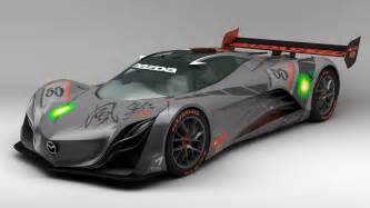 Madza Furai Mazda Furai Concept Car Previews