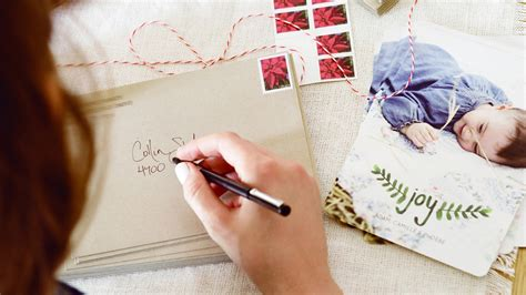 dos  donts  sending holiday cards todaycom