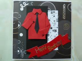 card ideas for mens birthday handmade birthday cards for let s celebrate