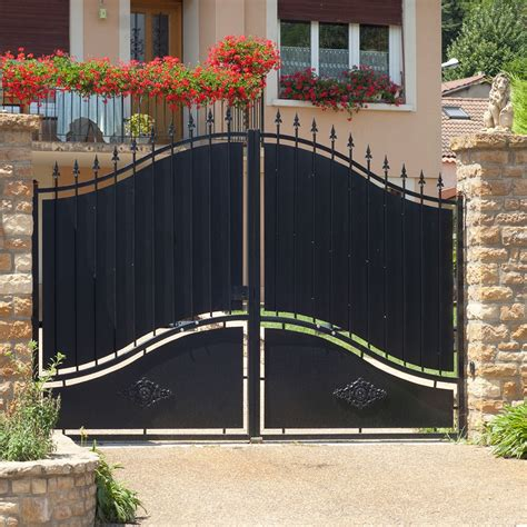 custom gate design security