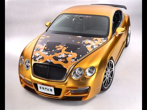 bentley gold asi bentley w66 gts gold wallpapers by cars wallpapers net