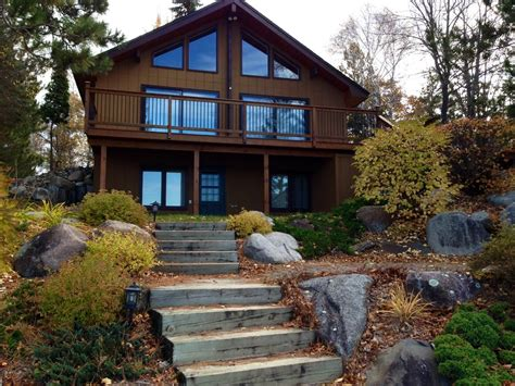 Cross Lake Cabins For Rent by Crosslake Cross Lake Vacation Rental Vrbo 236694 3 Br Central Cabin In Mn Wolf S Trail