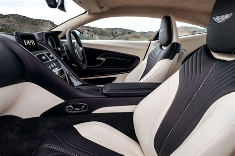 aston martin truck interior 2017 aston martin db11 prototype review the ride stuff