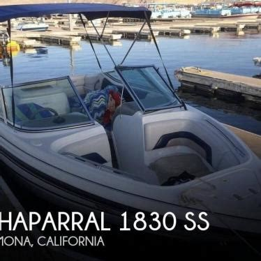 chaparral boats for sale sacramento ca chaparral boats for sale in california boatinho