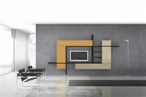 Wohnwand Grau Hochglanz by Die Moderne Wohnwand Ist Praktisch Und Bietet Viel Stauraum An