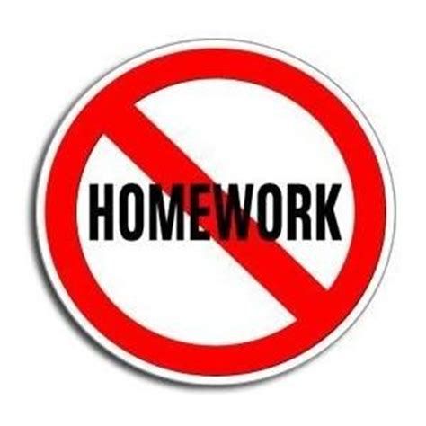 would you pay for a week of no homework a s guide