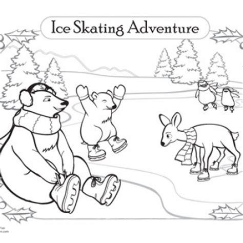 ice skating free printables zamboni coloring pages sketch coloring page coloring