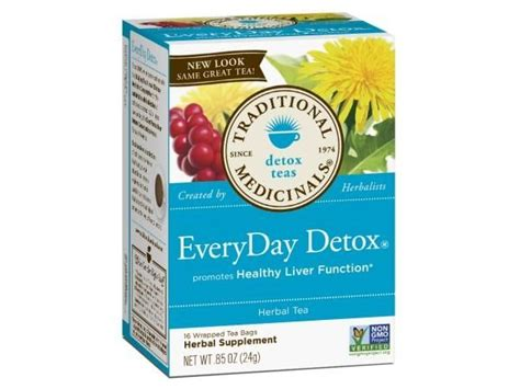Traditional Medicinals Everyday Detox Weight Loss by 15 Fall Teas We Seasons Traditional And Blame