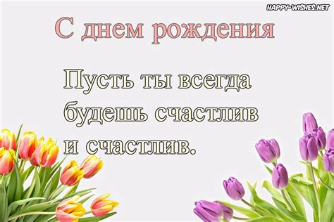 How To Wish Happy Birthday In Russian Happy Birthday Wishes In Russian Happy Wishes