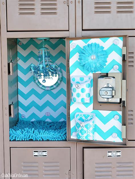 locker decorations diy 25 diy locker decor ideas for more cooler look