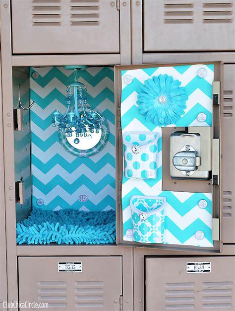 Diy Locker Rug by 25 Diy Locker Decor Ideas For More Cooler Look