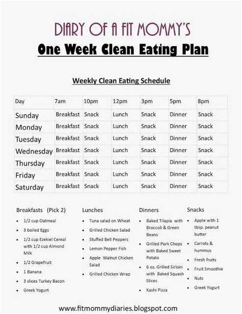 Easy Detox Plan Uk by Best 25 Diet Plans Ideas On Food Plan