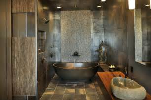 asian bathroom design spas at home