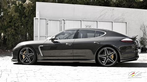 porsche panamera modified porsche panamera custom wheels images