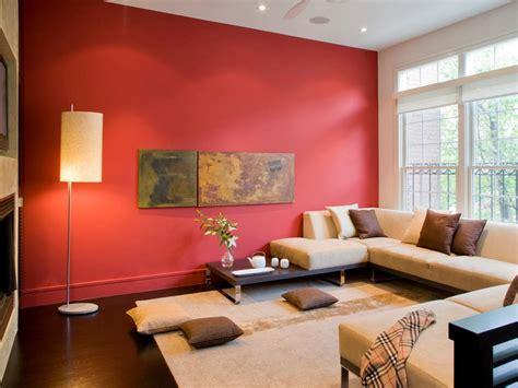 cat rumah minimalis warna oren expo desain rumah