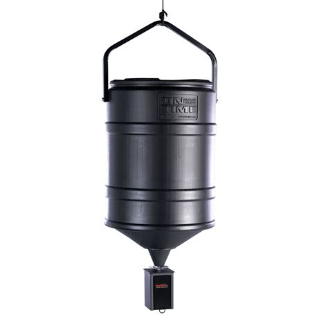 on time tomahawk vl feeder with 25 gallon hanger natchez