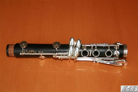 buffet cron e13 b flat clarinet item mi 100956 for