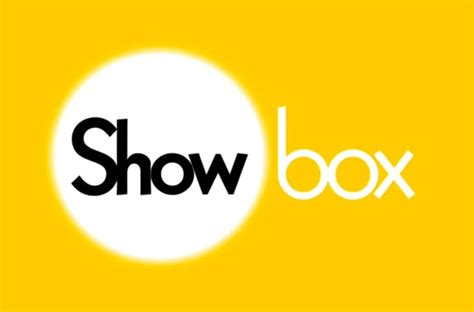 showbox for android app image gallery showbox logo