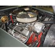 1972 Chevrolet Corvette Stingray LT 1 Convertible
