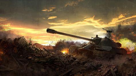 wallpaper world  tanks game tank   battlefield
