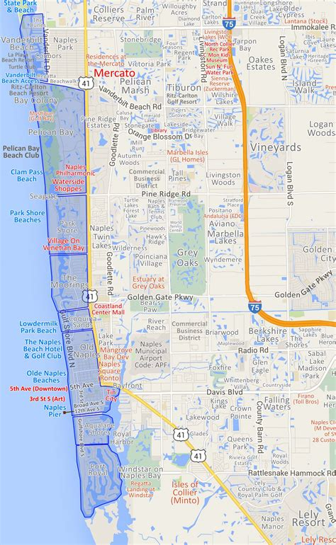 map of naples fl waterfront community map of naples fl homes and condos for