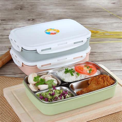 מוצר stainless steel japanese bento box thermos for food with containers microwave lunch box