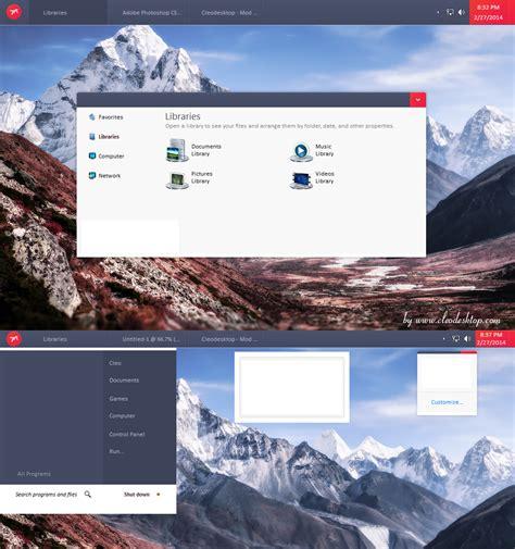 download theme windows 7 exo k exo theme for windows 7