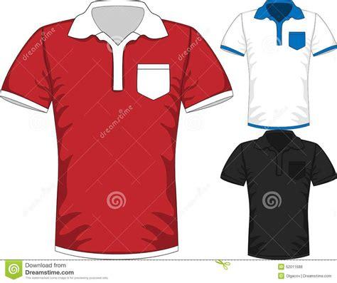 design polo shirt vector vector mens short sleeve t shirt polo design stock vector