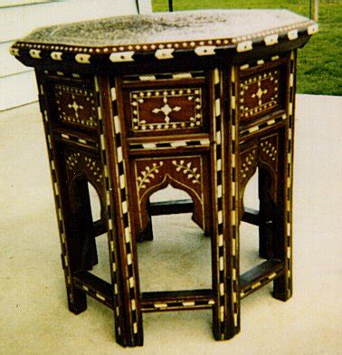 Can You Shed Some Light by Can You Shed Some Light On This Inlaid Table