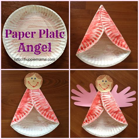 Paper Plates Crafts For Toddlers - tree paper plate crafts images