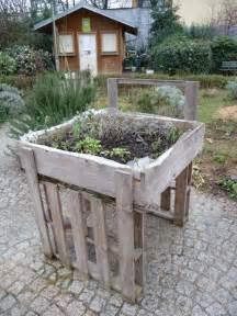 potager en carr 233 c 244 t 233 jardin