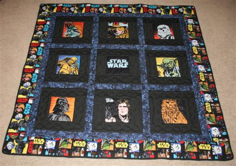 Wars Quilt by Another Wars Quilt Done