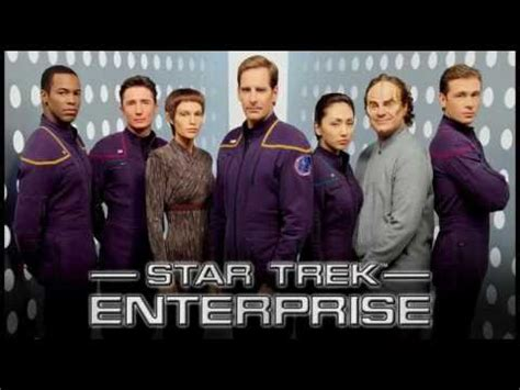 theme song enterprise star trek enterprise original theme song music youtube