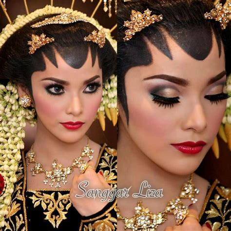 video tutorial make up pengantin indonesia makeup ala pengantin saubhaya makeup
