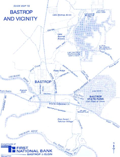 bastrop texas map bastrop texas map 3