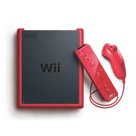 wii mini console console wii mini nintendo 2102658b