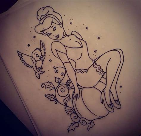 cinderella tattoo 23 best cinderella images on cinderella