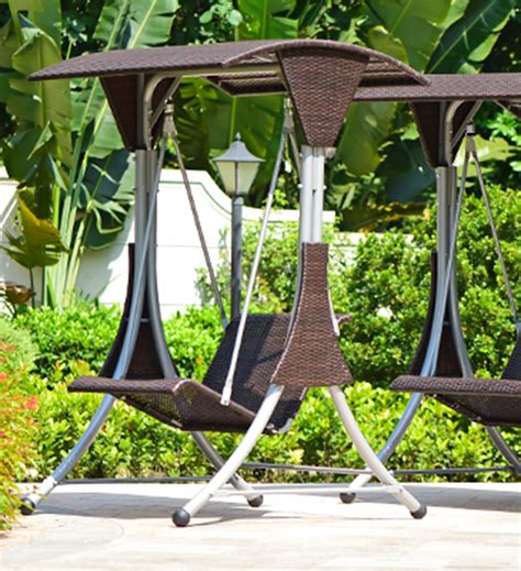 cheap garden swing seat amazing single seat garden bench online get cheap quality